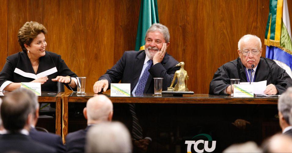 Lula no TCU