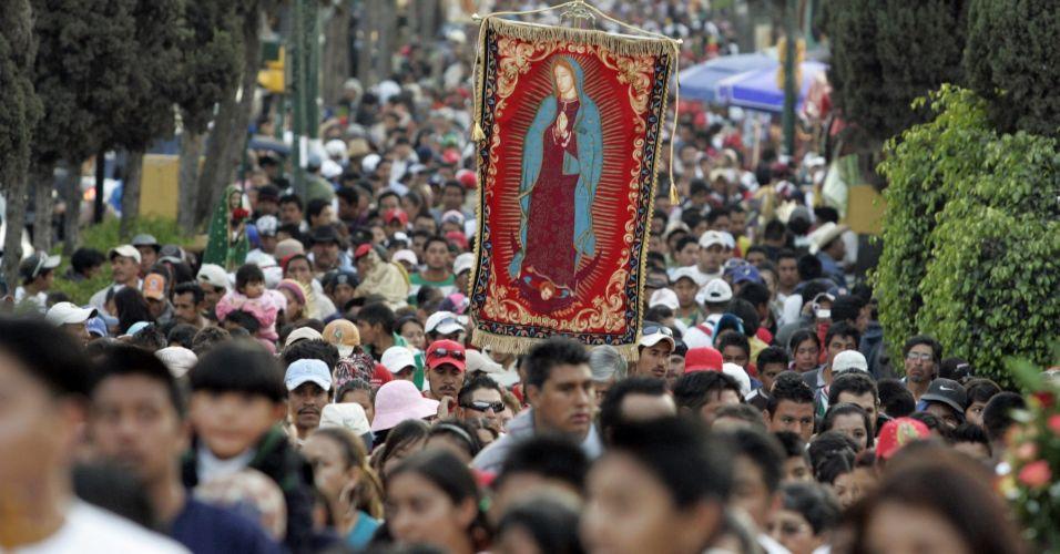 Peregrinos no México