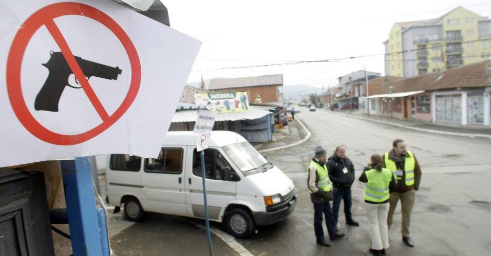 Eleições no Kosovo