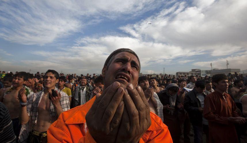 Ritual no Afeganistão