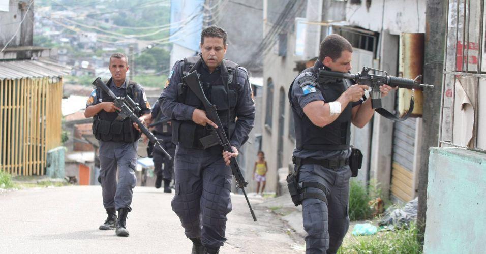 Operação no Rio