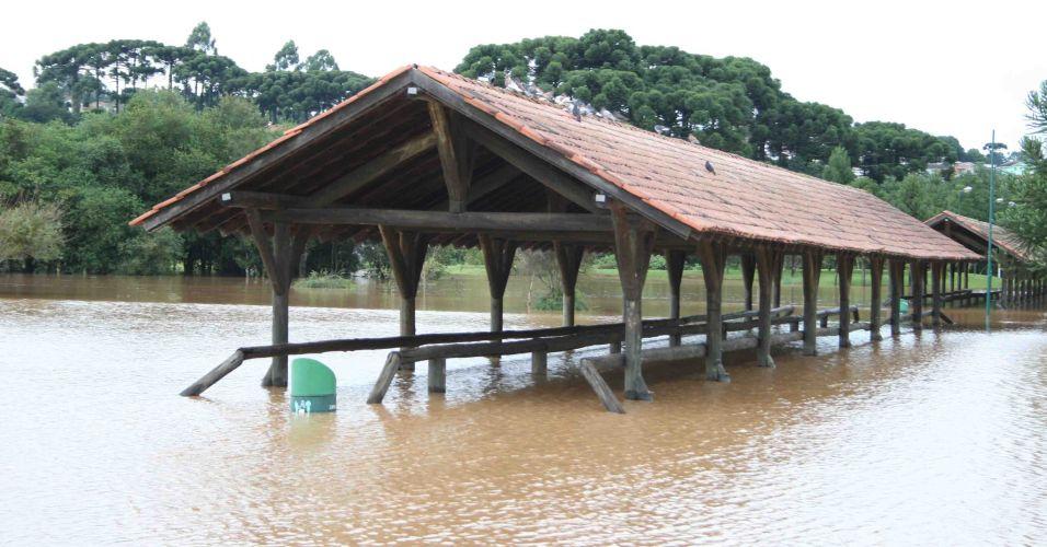 Chuva no Paraná