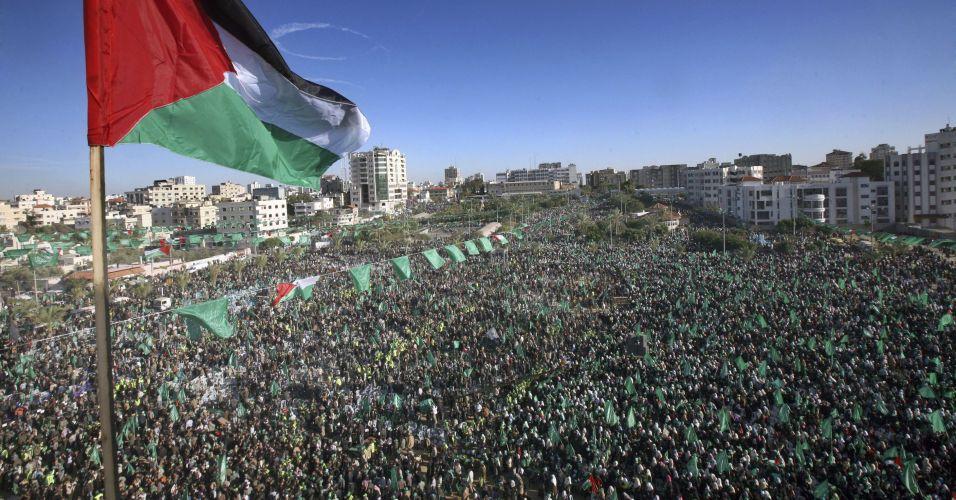 Aniversário em Gaza