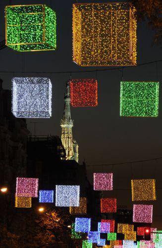 Decoração em Madri