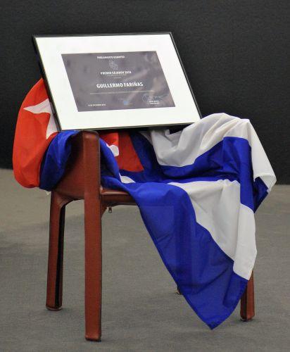 Cadeira vazia dos direitos humanos