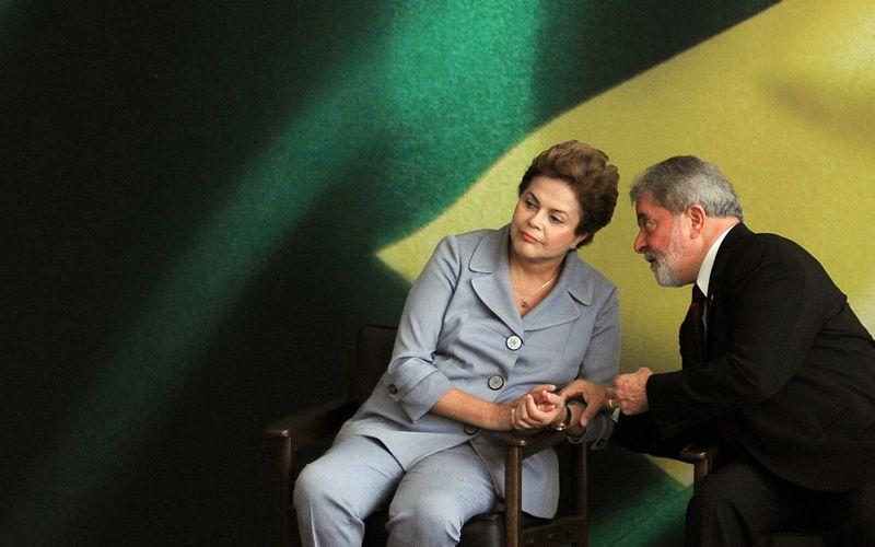 Balanço do governo Lula