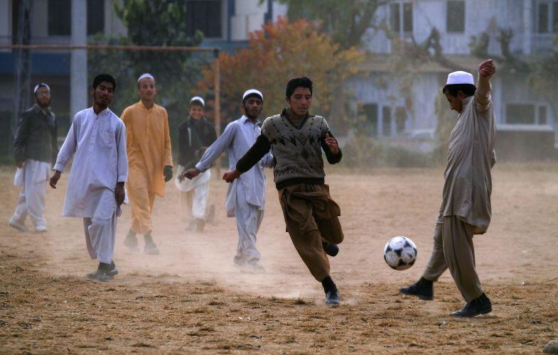 Futebol no Paquistão