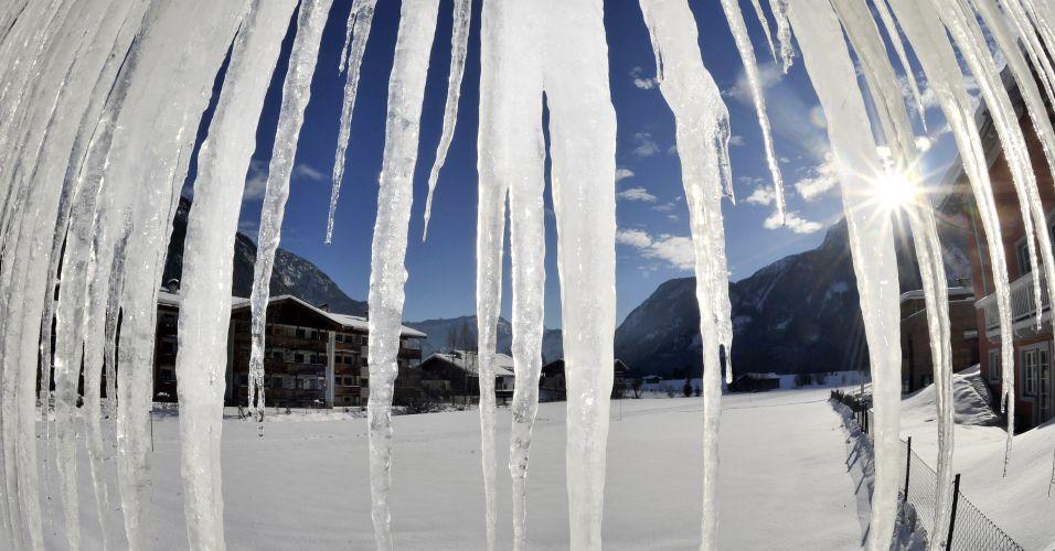 Gelo na Áustria