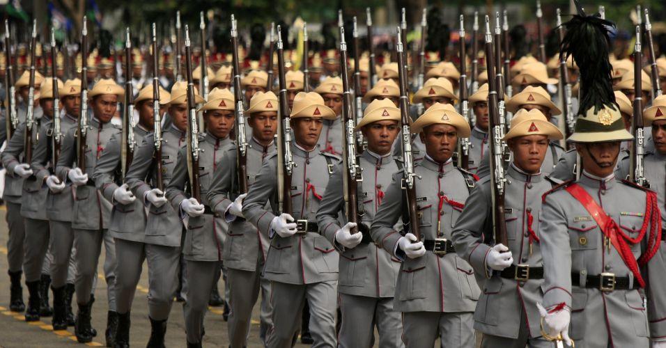Exército nas Filipinas