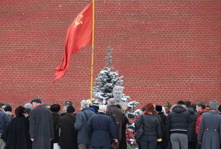 Aniversário de Stalin