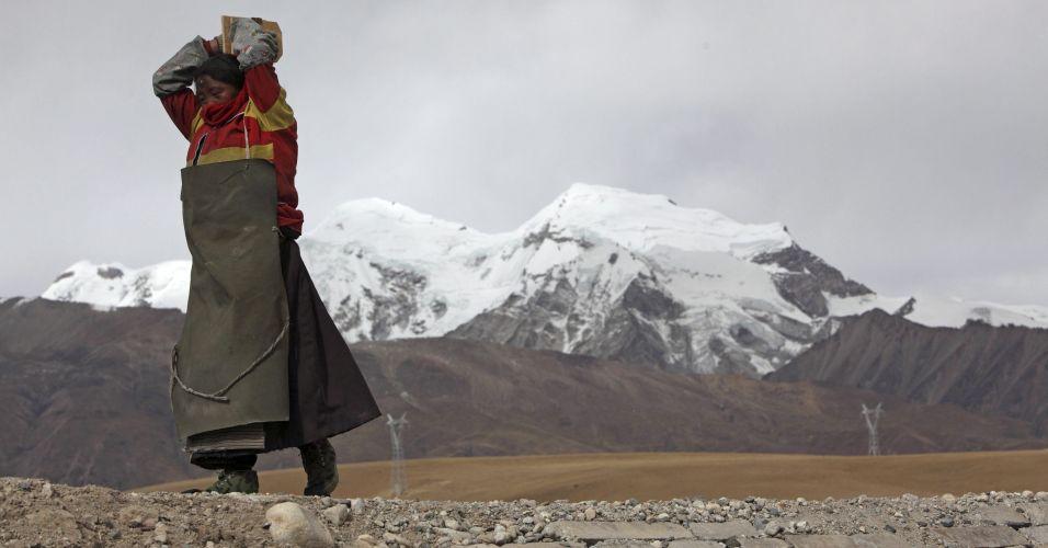 Ritual no Tibete