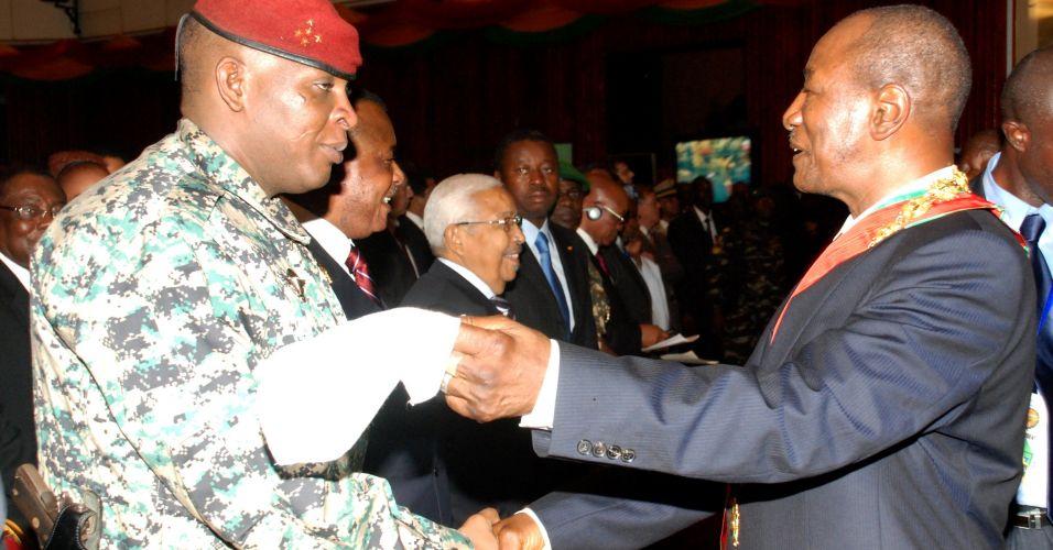 Presidente de Guiné