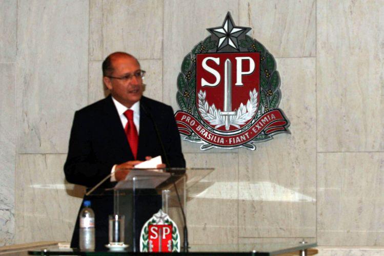 São Paulo - Geraldo Alckmin