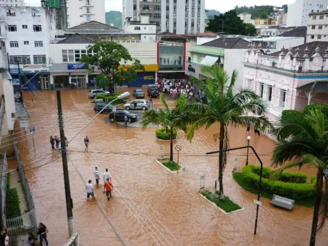 Chuva em MG