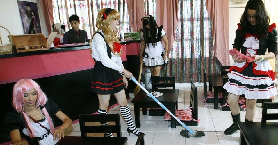 Cosplay nas Filipinas