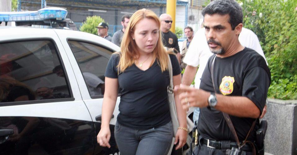 Delegada presa no Rio