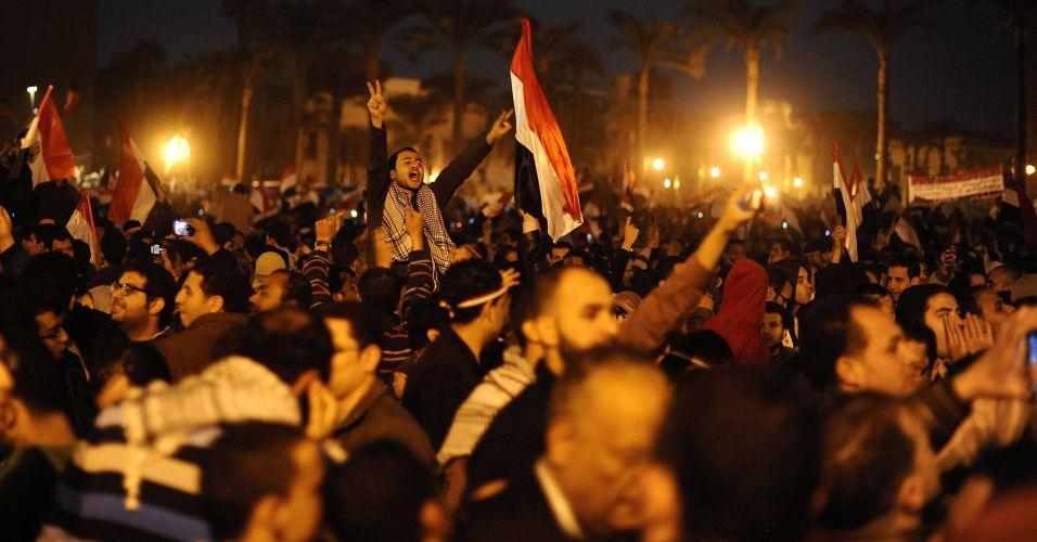 Mubarak renuncia