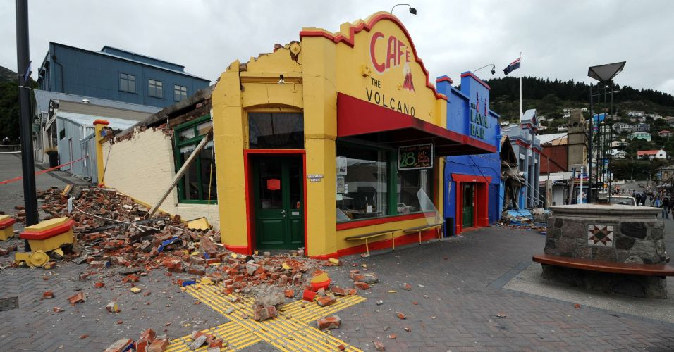 Cidade vizinha também sente terremoto