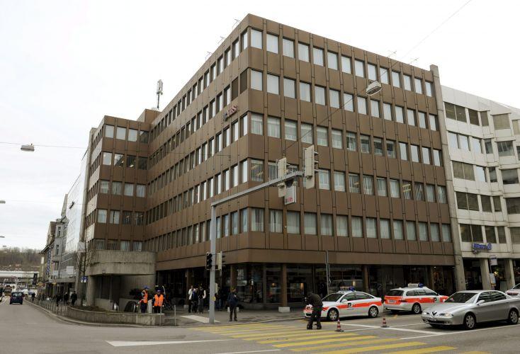 Carta-bomba explode na Suíça