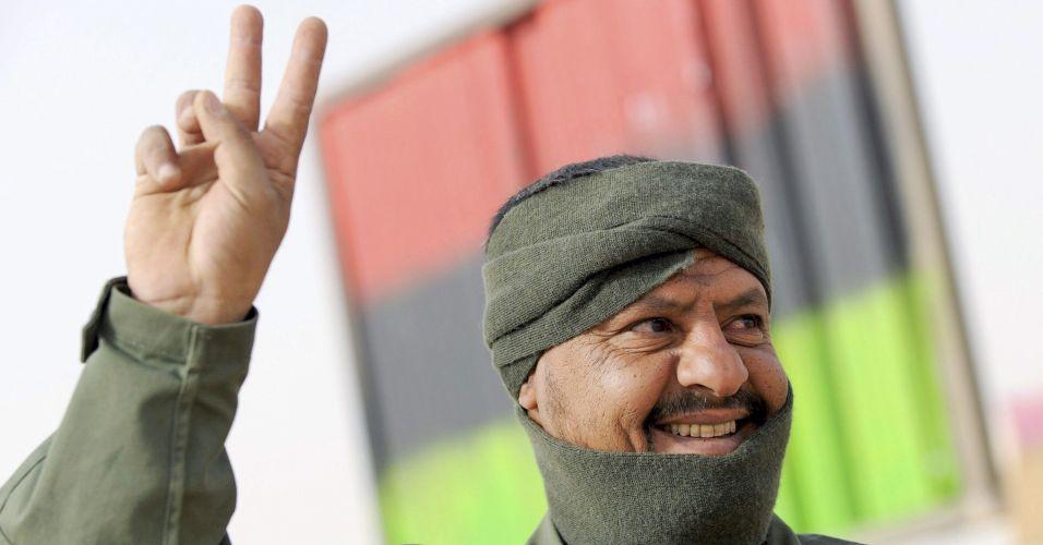 Rebelde na Líbia