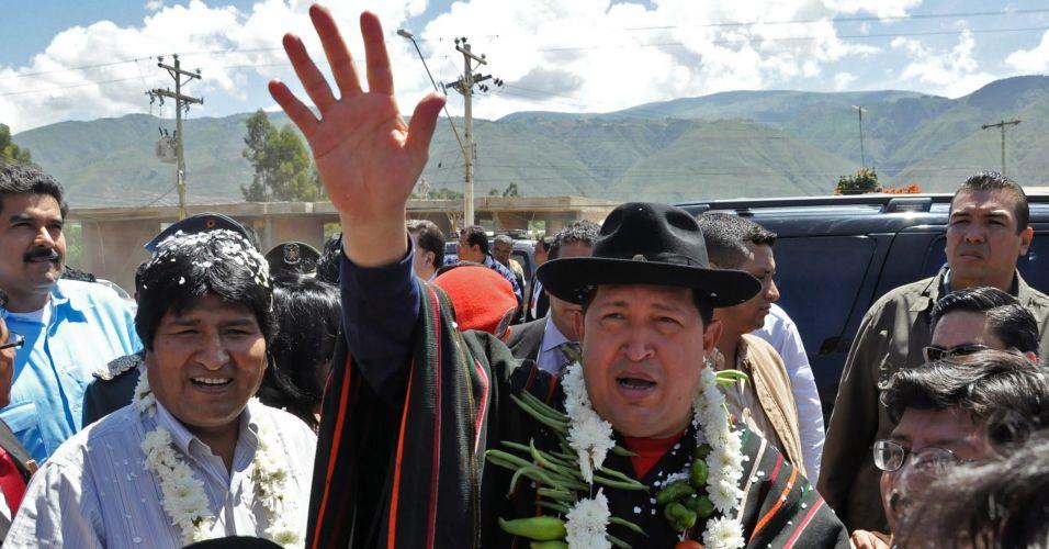 Hugo na Bolívia