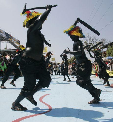 Carnaval na Colômbia