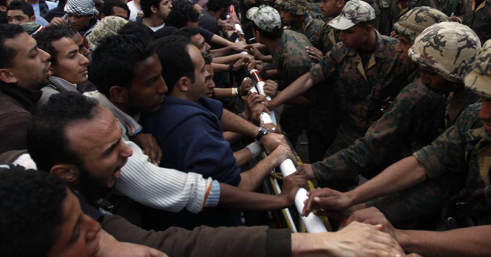 Tensão no Egito