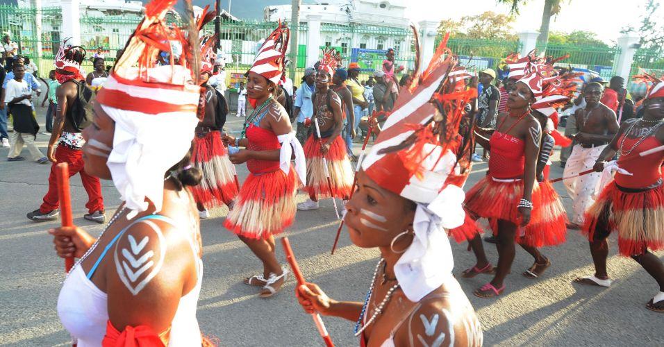 Carnaval no Haiti