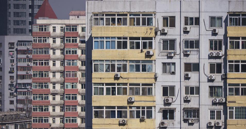 Casas na China