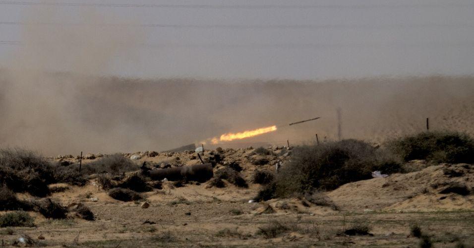 Conflito na Líbia