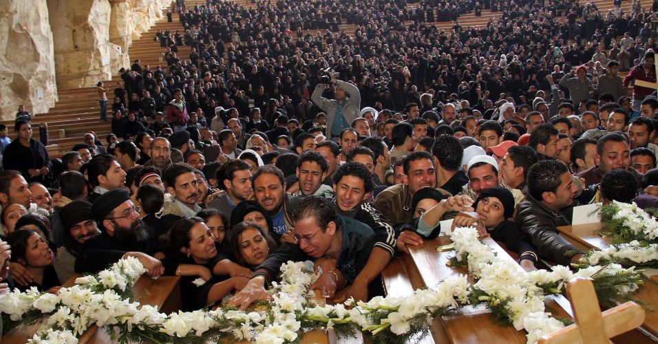 Funeral no Cairo