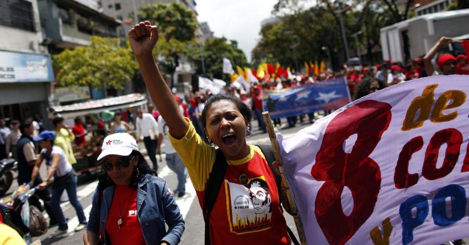 Marcha na Venezuela