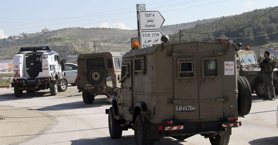Crime em Israel