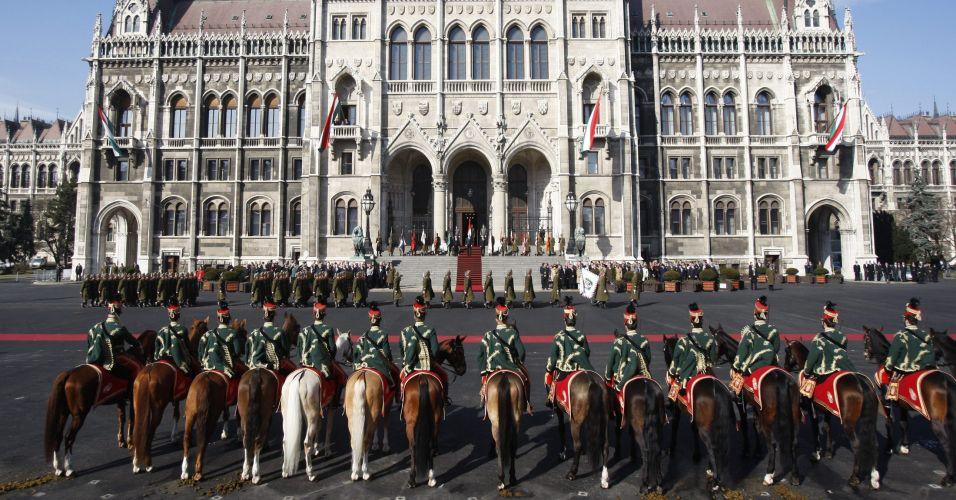 Celebração na Hungria