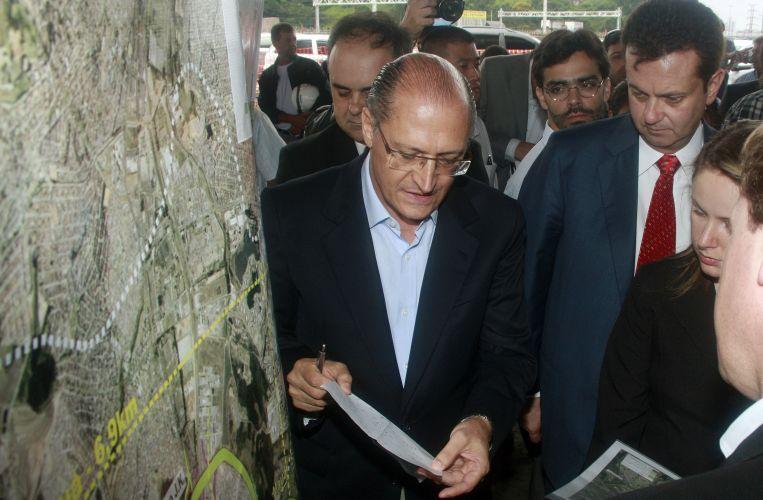 Alckmin e Kassab