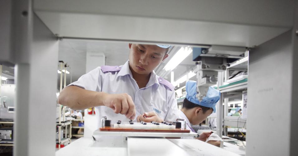 Manufatura chinesa