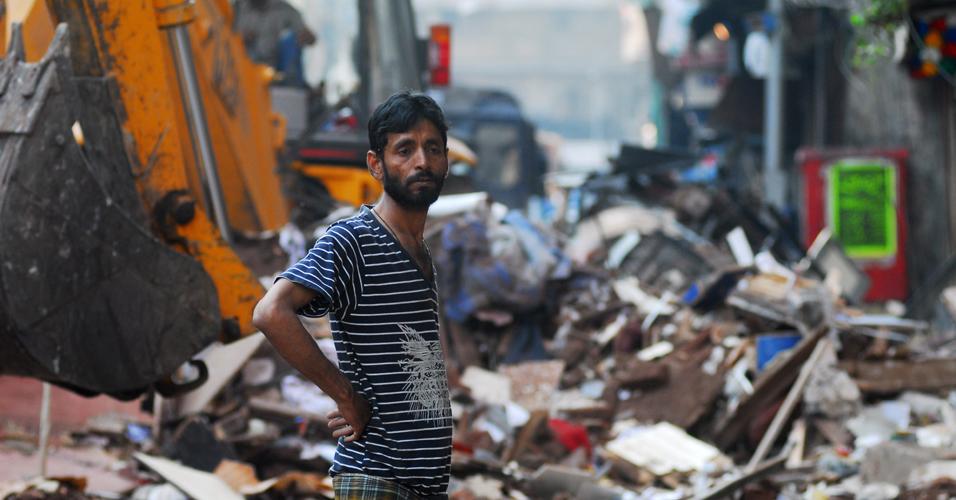 Colapso na Índia