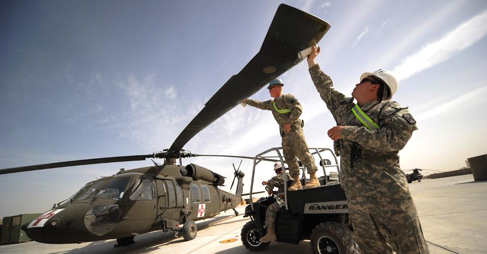 Helicóptero dos EUA