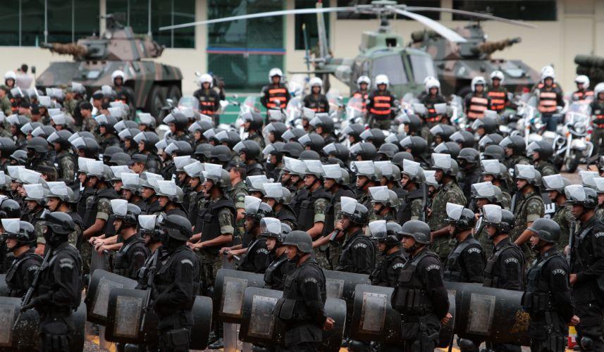 Exército para Obama