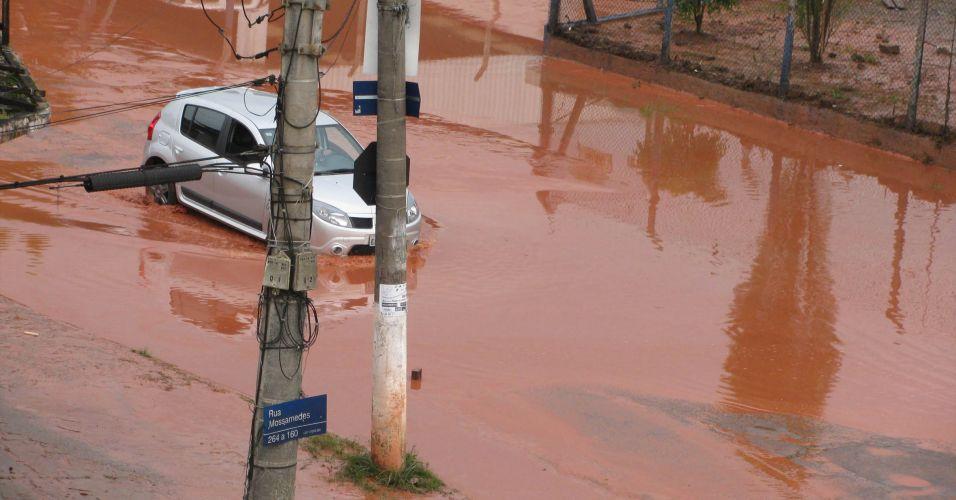 Chuvas em SP