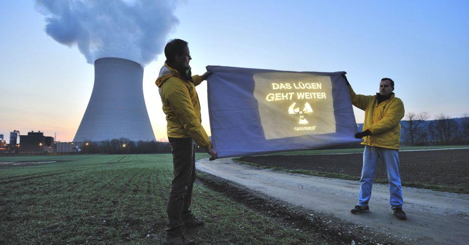 Greenpeace na Alemanha