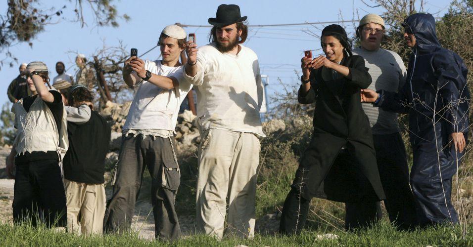 Palestinos x judeus 2