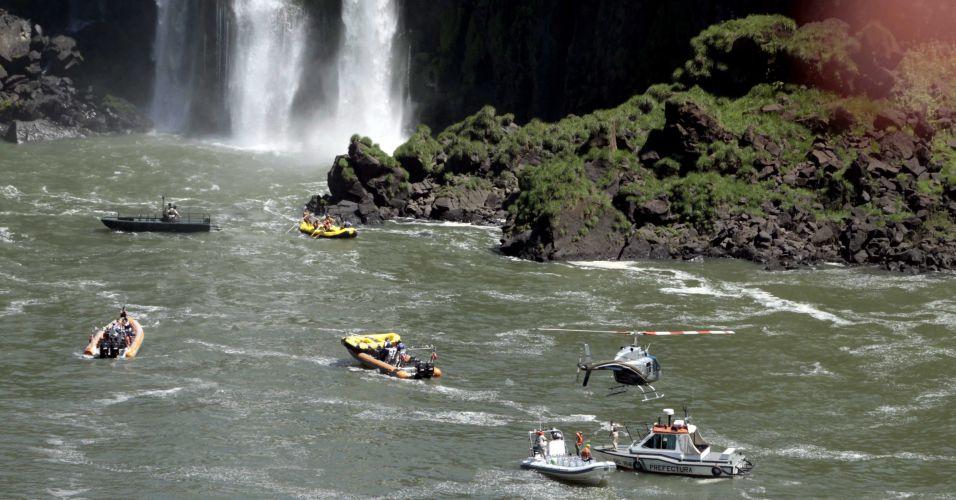 Acidente em Foz do Iguaçu