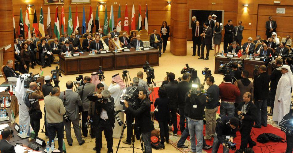 Reunião da Liga Árabe