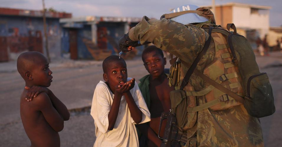 Soldado brasileiro