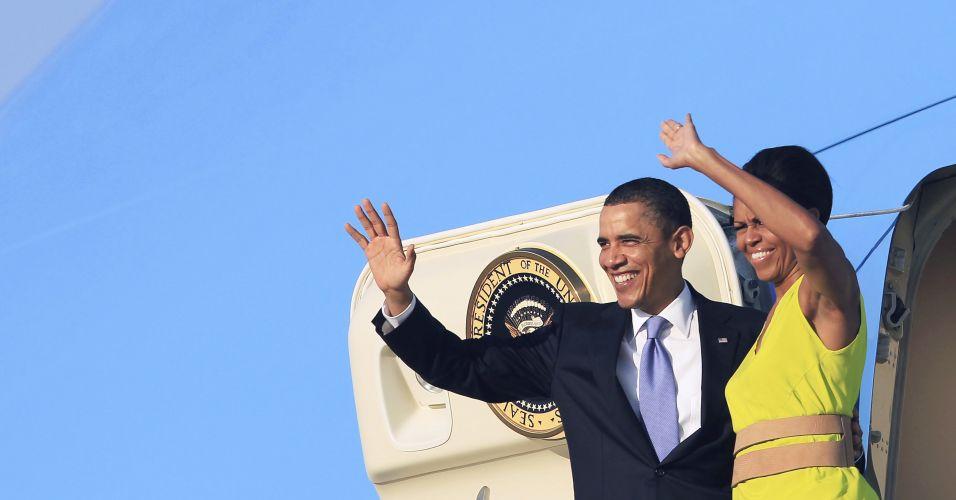 Obama no Chile