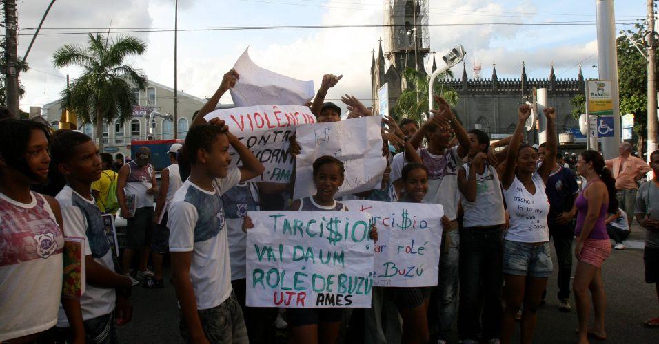 Aumento da tarifa na Bahia