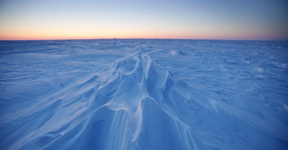 Vento no Alasca