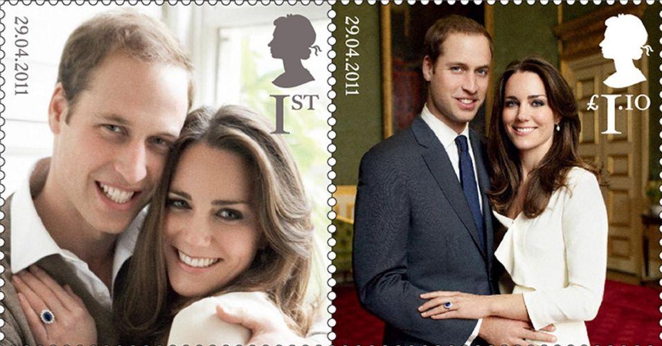 Selo do casamento real britânico