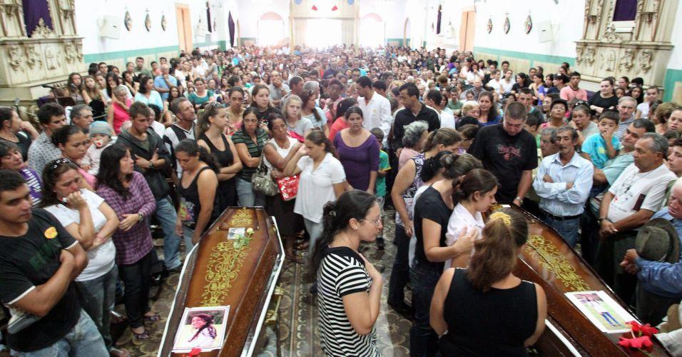 Velório em Cunha (SP)